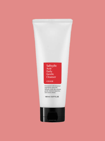 skincare-kbeauty-glowtime-COSRX Salicylic Acid Daily Gentle Cleanser