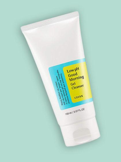 skincare-kbeauty-glowtime-cosrx-lowph-good morning cleanser gel cleanser