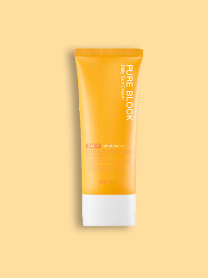 Pure Block Natural Daily Sun Cream 50ml