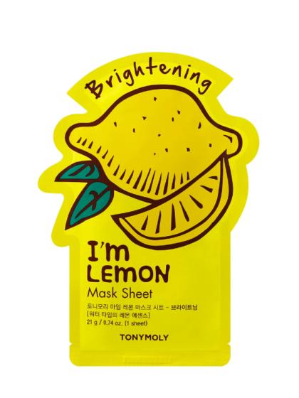 skincare-kbeauty-glowtime-Tony Moly I'm Real Lemon Brightening