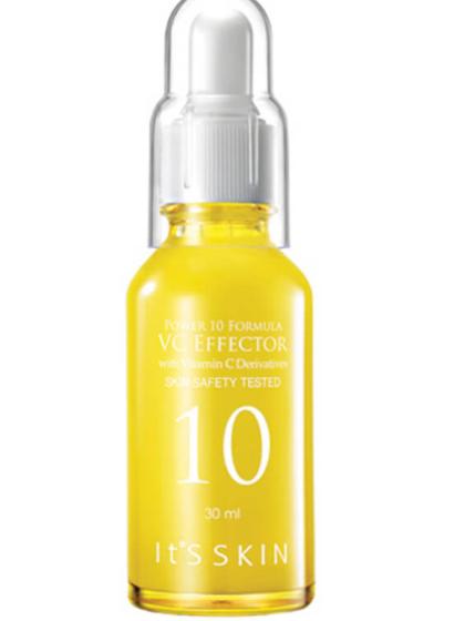 skincare-kbeauty-glowtime-it's skin power 10 formula VC effector