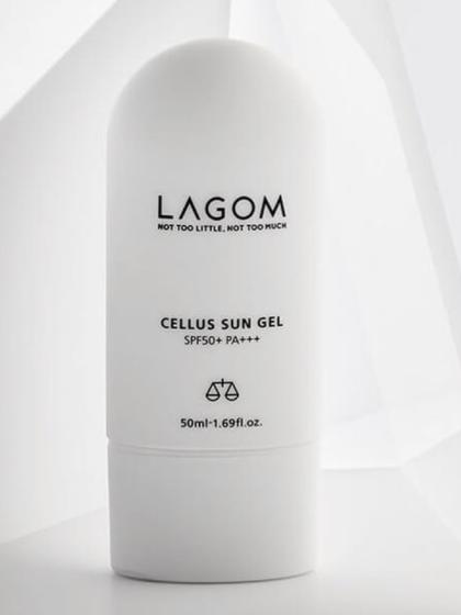 skincare-kbeauty-glowtime-lagom-celluls-sun gel
