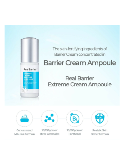 skincare-kbeauty-glowtime-Real Barrier Extreme Cream Ampoule