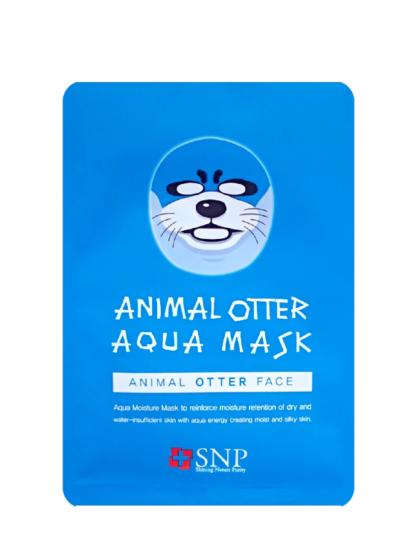 skincare-kbeauty-glowtime-SNP Animal Otter Aqua Mask