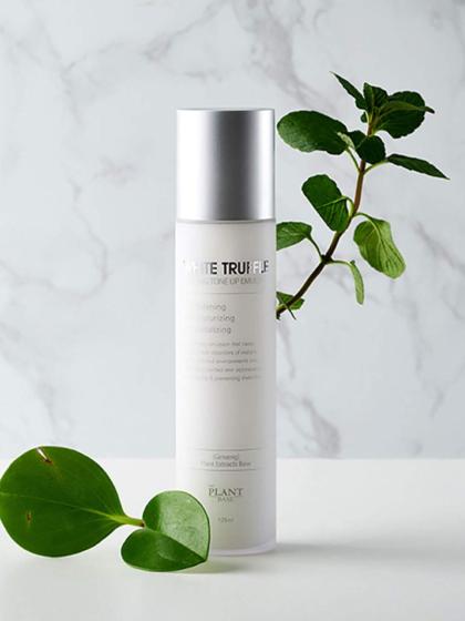 skincare-kbeauty-glowtime-The Plant Base White Truffle Ginseng Tone Up Emulsion