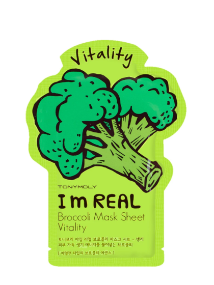 skincare-kbeauty-glowtime-Tony Moly I'm Real Broccoli