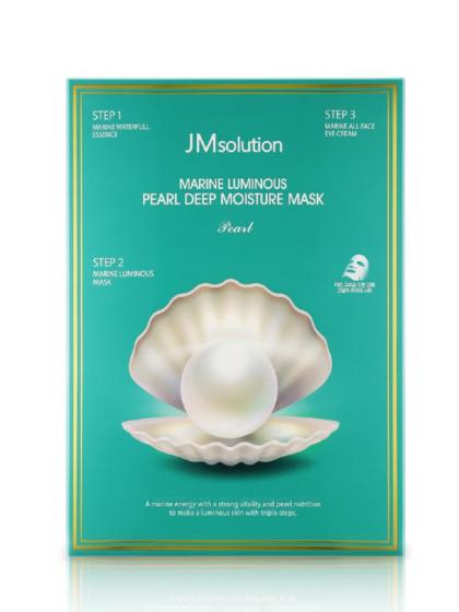 skincare-kbeauty-glowtime-JM Solutions Marine Luminous Pearl Deep Moisture Mask Pearl