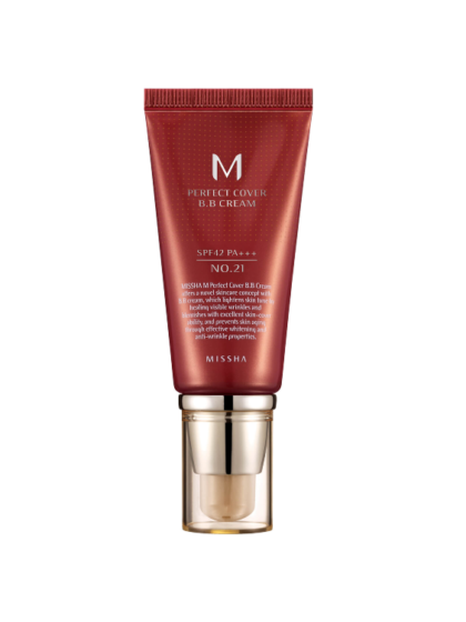 skincare-kbeauty-glowtime-Missha M Perfect Cover BB Cream