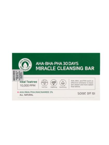skincare-kbeauty-glowtime-Some By Mi AHA BHA PHA 30 Day Miracle CleansingBar