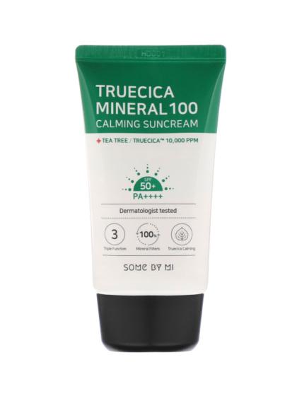 skincare-kbeauty-glowtime-Some By Mi Truecica Mineral 100 Calming Sunscream SPF 50 PA++++