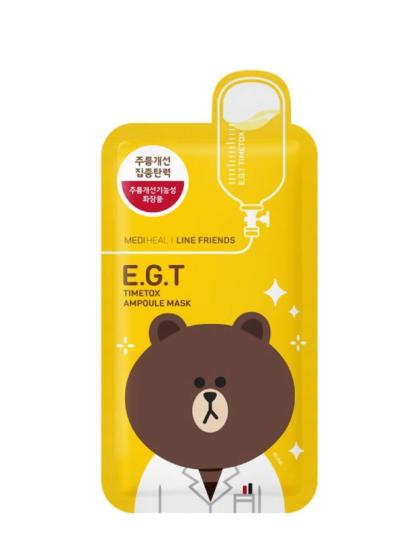 skincarea-kebauty-glowtime-Mediheal EGT Line Friends TImetox Elasticity
