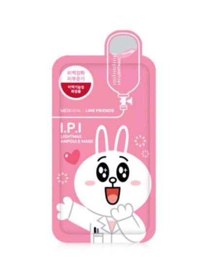 skincare-kbeauty-glowtime-Mediheal I.P.I. Lightmax Ampoule Mask