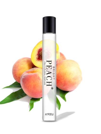 skincare-kbeauty-gloetime-A'Pieu Handy Roll On Perfume Peach