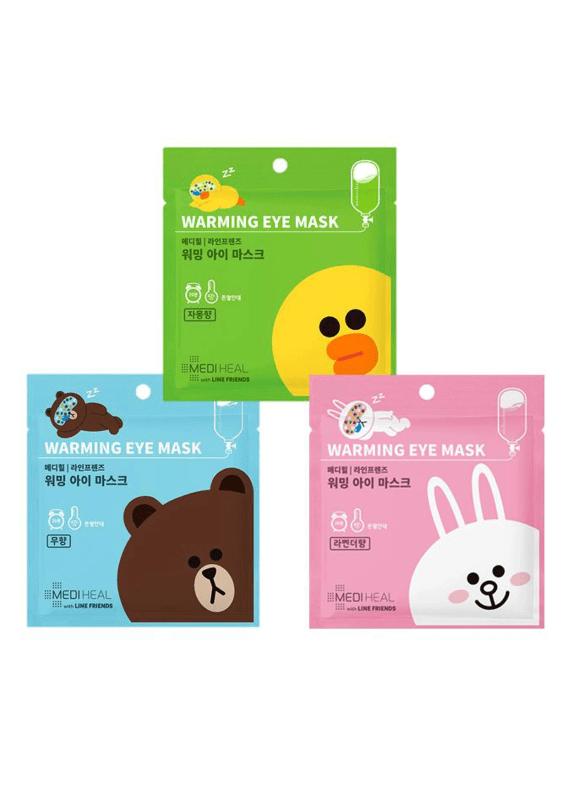 skincare-kbeauty-glowtime-Mediheal Warming Eye Mask