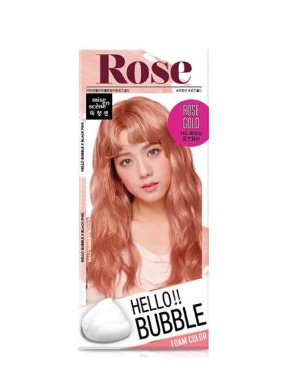 skincare-kbeauty-glowtime-Mise en Scene-hello bubble- Rose Gold Jisoo