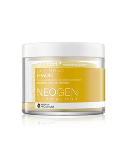 skincare-kbeauty-glowtime-Neogen Bio Peel Gauze Peeling Lemon