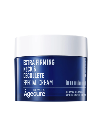 skincare-kbeauty-glowtime-Neogen Agecure Extrat Firming Neck & Decollete Special Cream