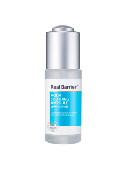 skincare-kbeauty-glowtime-Real Barrier Aqua Soothing Ampoule