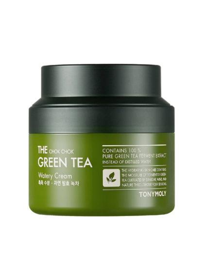 skincare-kbeauty-glowtime-Tony Moly Chok Chok Green Tea Gel Cream