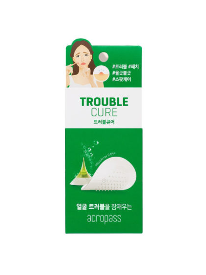 skincare-kbeauty-glowtime-Acropass Trouble Cure Patch